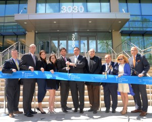 3030 ribbon cutting