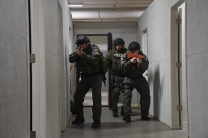 Westchester County Police tactical training Jan. 19,2016